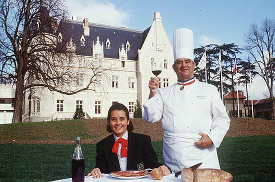 Paul Bocuse Ecole De Cuisine D Ecully